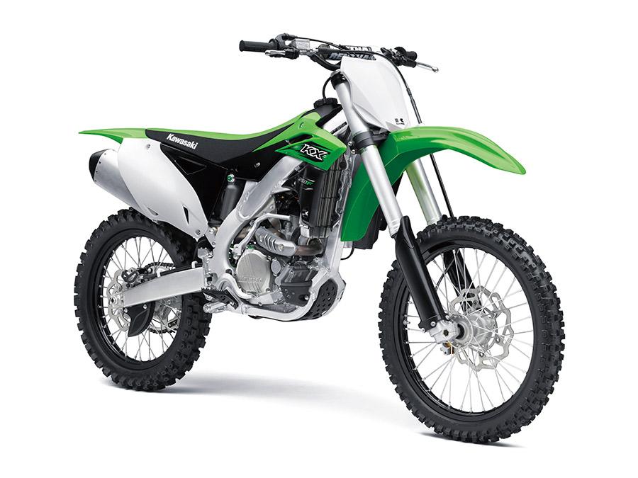 KLX110 - Lime Grenn