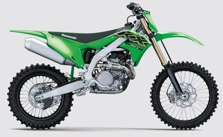 KX 450 X - Verde