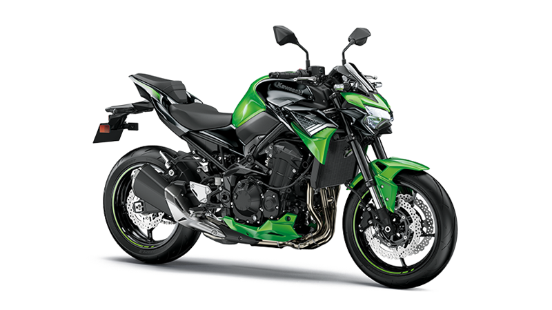 Z900 - CANDY LIME GREEN