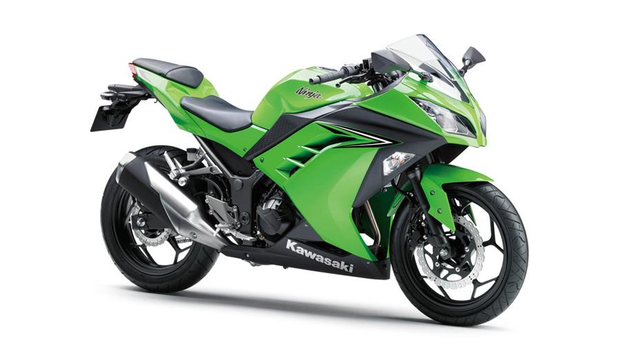 NINJA 300 - Lime Green