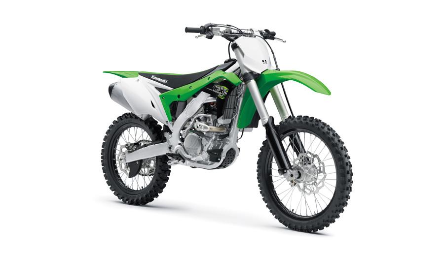 KX250F - Lime Green