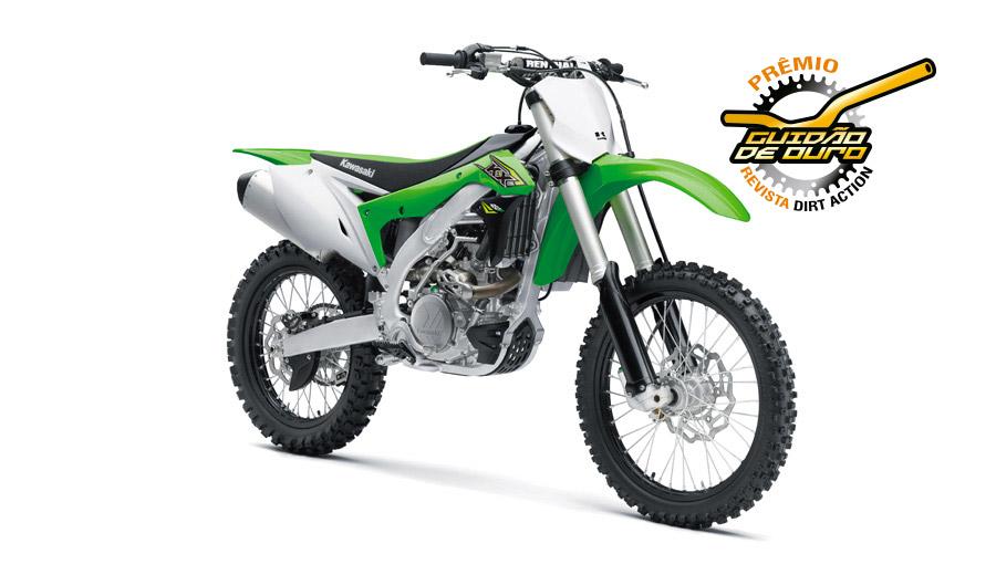 KX450 - Lime Green