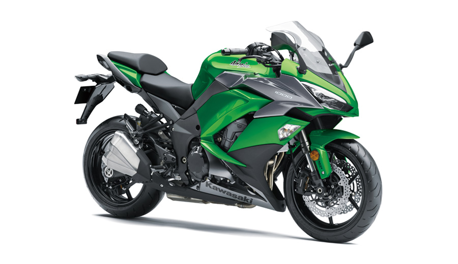 NINJA 1000 - Emerald Blazed Green