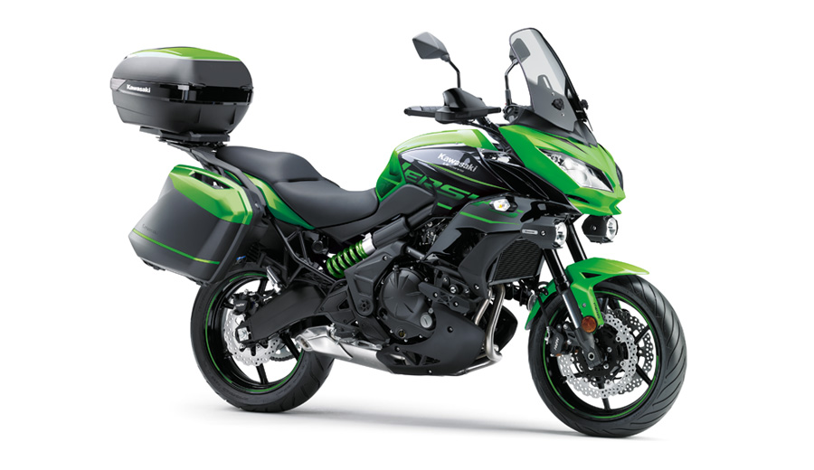 VERSYS 650 TOURER - Candy Lime Green