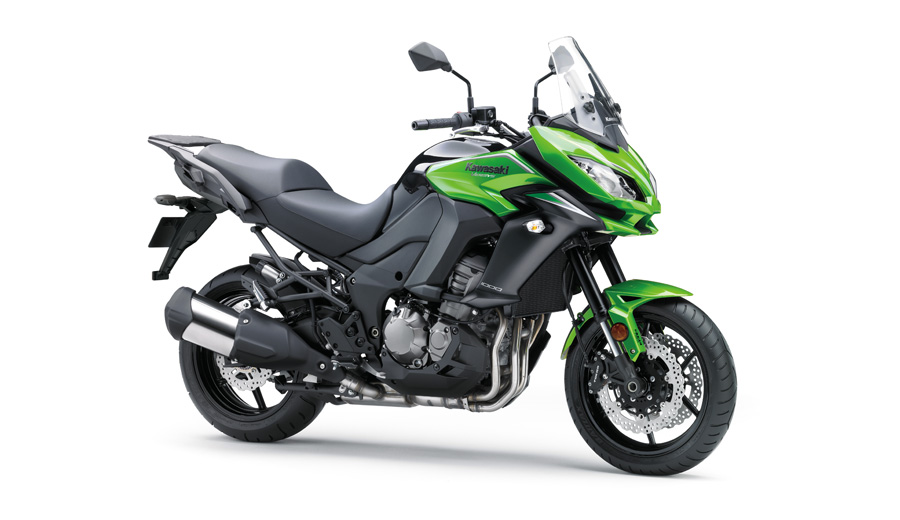 VERSYS 1000 - Candy Lime Green