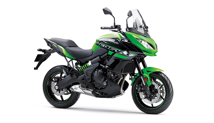 VERSYS 650 - Candy Lime Green (Grafismo Exclusivo)