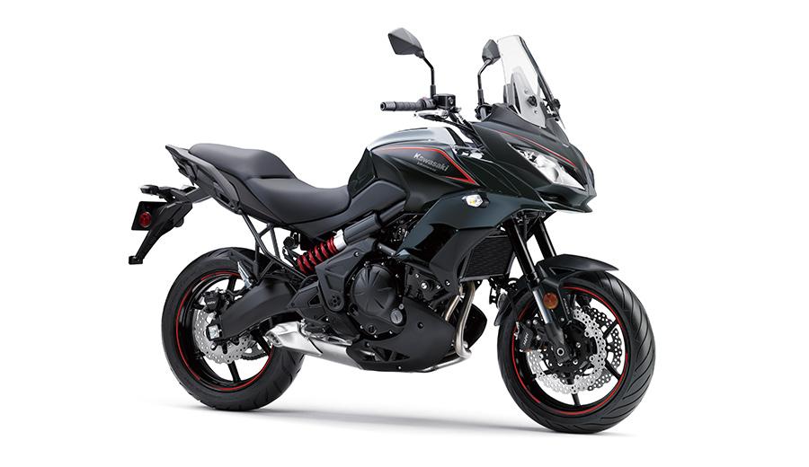VERSYS 650 - Metallic Flat Spark Black