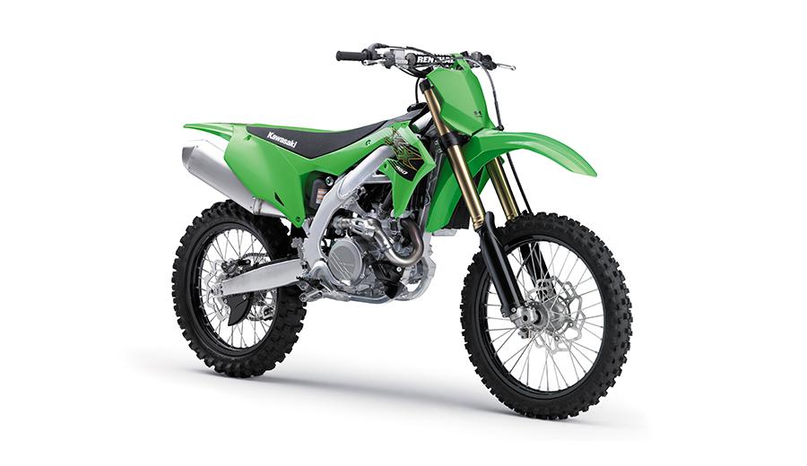 KX 450 - Lime Green