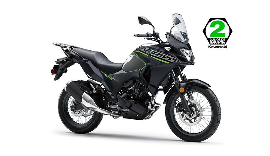 VERSYS-X 300 - Metallic Spark Black