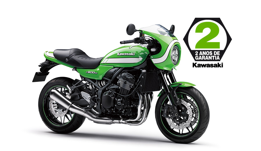 Z900RS CAFÉ - Vintage Lime Green