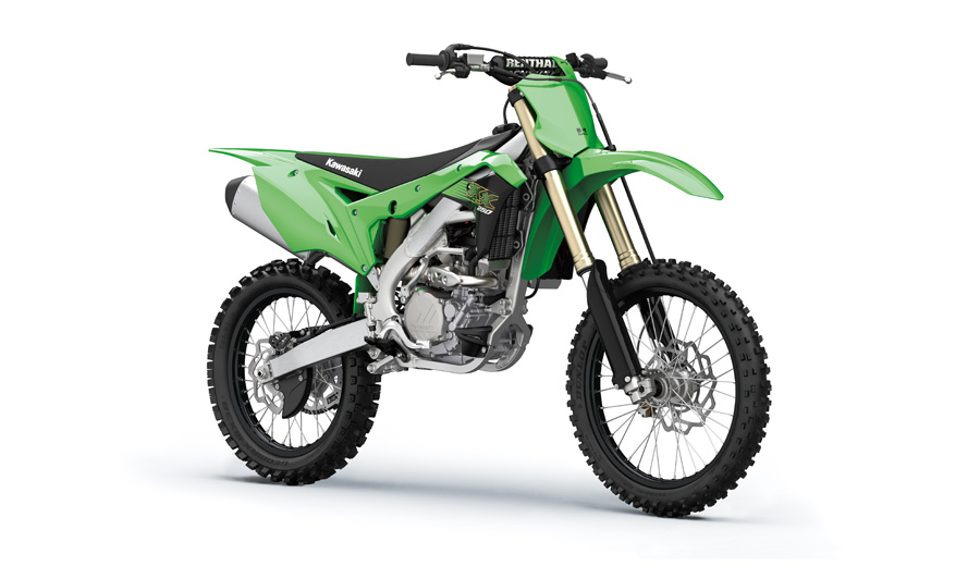 KX 250 - Lime Green