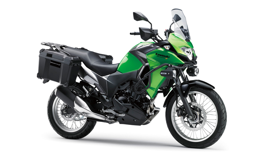 VERSYS-X 300 TOURER ABS - Candy Lime Green
