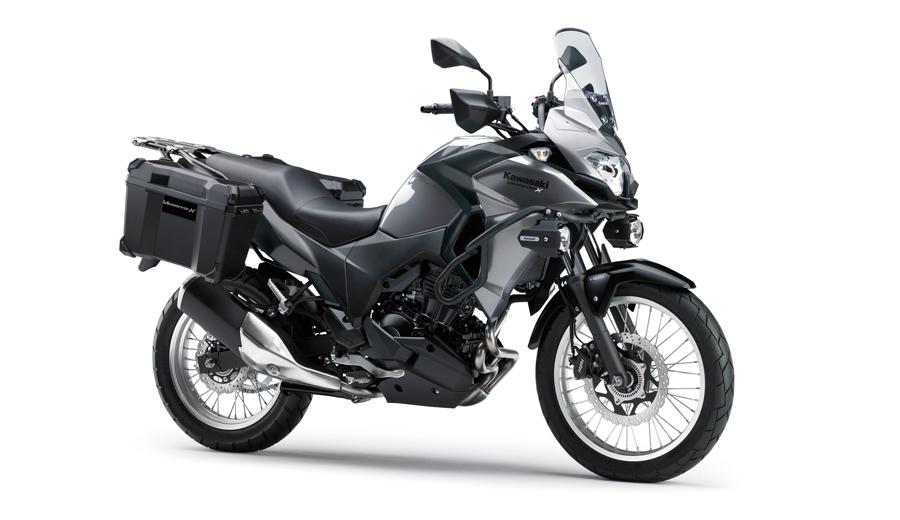 VERSYS-X 300 TOURER ABS - Metallic Graphite Gray