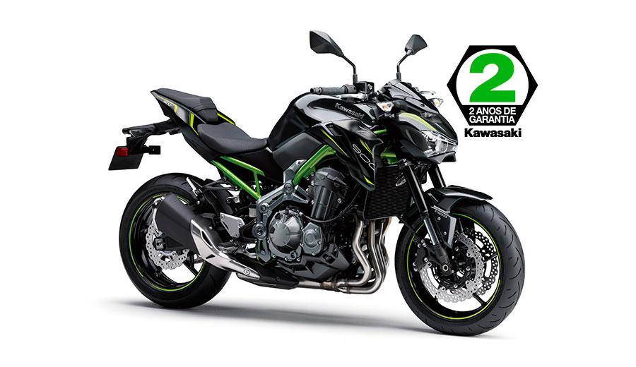 Z900 - Metallic Flat Spark Black