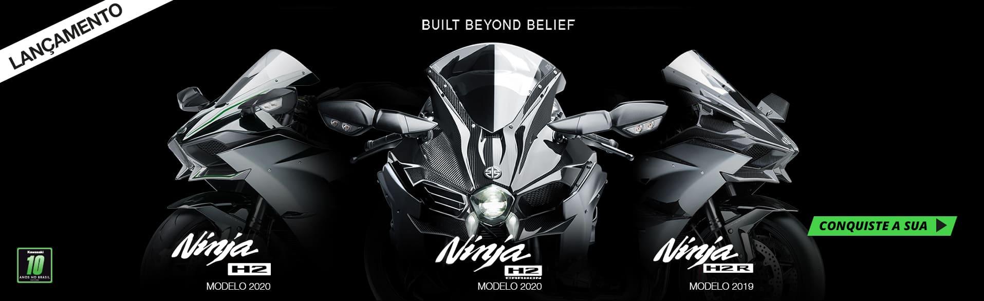 lançamento ninja h2