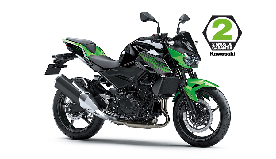 Z400 - Candy Lime Green