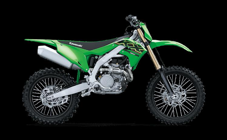 KX 450 - verde