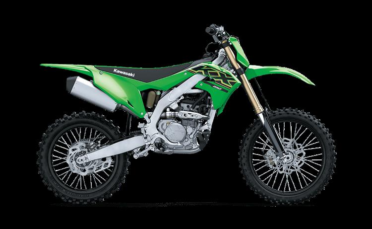 KX 250 - verde